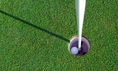 Sexåring gjorde hole-in-one