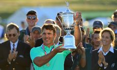 Brooks Koepka vann US Open
