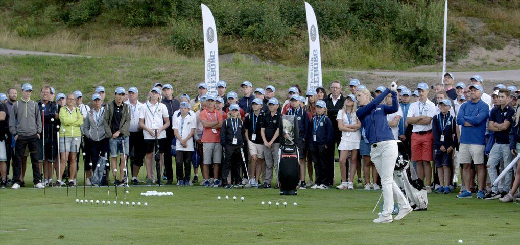"""""""Vi ska göra det till världens största och roligaste golfturnering"""""""