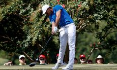 Brooks Koepka knockade en funktionär