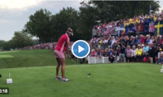 TV: Se Lexi Thompsons eagle-spoon