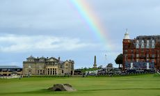The Open spelas på Old Course 2021