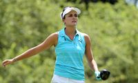 Lexi Thompson skippar British Open