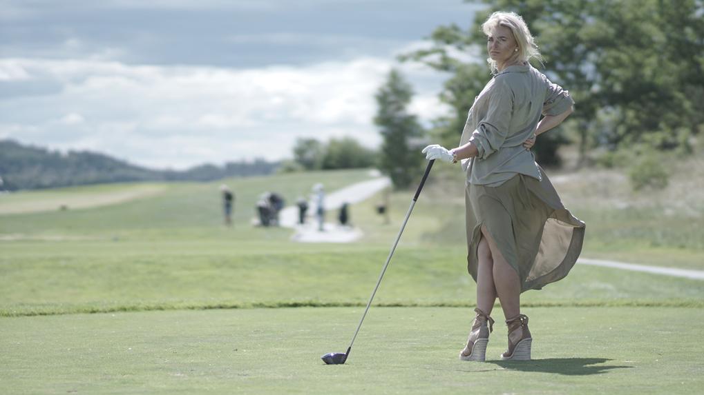3b154f5aef22 Många kvinnor saknar det klassiska och stilrena modet i golfen ...