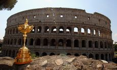 Ryder Cup invigs i Colosseum?