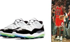 buy online 13b45 43c59 Klassiska basketskon nu till golfbanan
