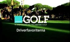 TV: Svensk Golfs favoritdrivers 2015