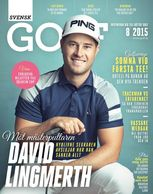 Svensk Golf 8/2015