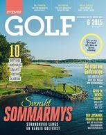 Svensk Golf 6/2015