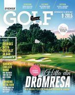 Svensk Golf 9/2015