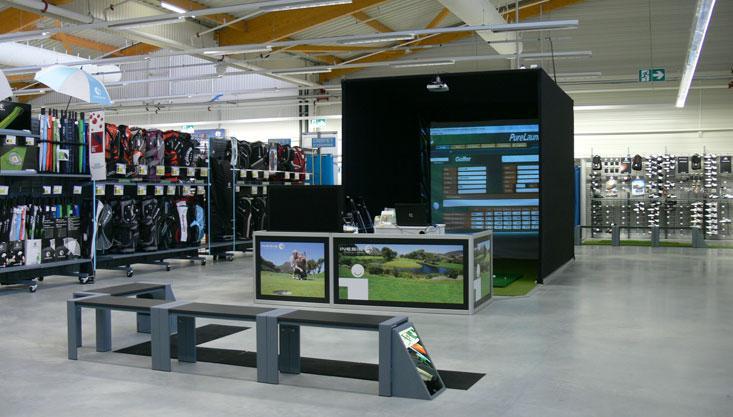dcd020c09b5 Golf i ny sportbutik - Följa - Svensk Golf