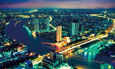 Bästa golfbanorna i Bangkok