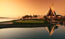 Skid- och golfsemester i Dubai
