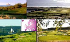 Bästa golfen i Europas huvudstäder