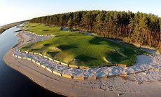 Bästa golfbanorna i Estland