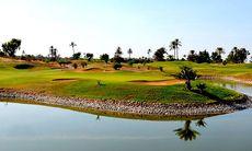 Bästa golfbanorna i Marrakech