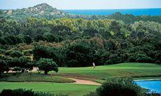 Bästa golfbanorna på Sardinien