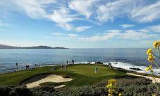 5 golfbanor du måste spela i Kalifornien