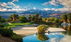Spela golf i Palm Springs