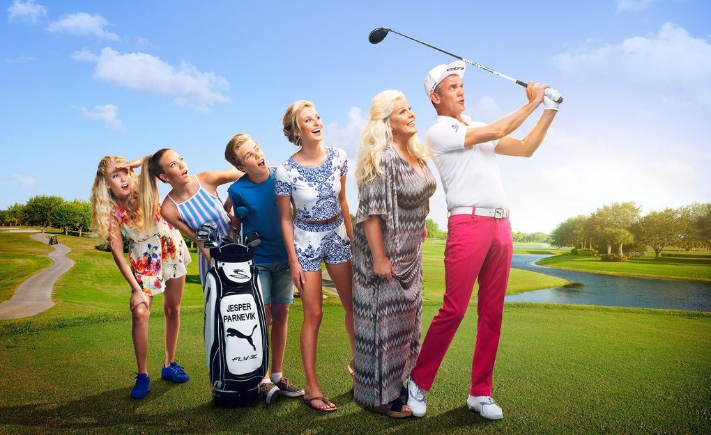 Penny and philippa parnevik oops