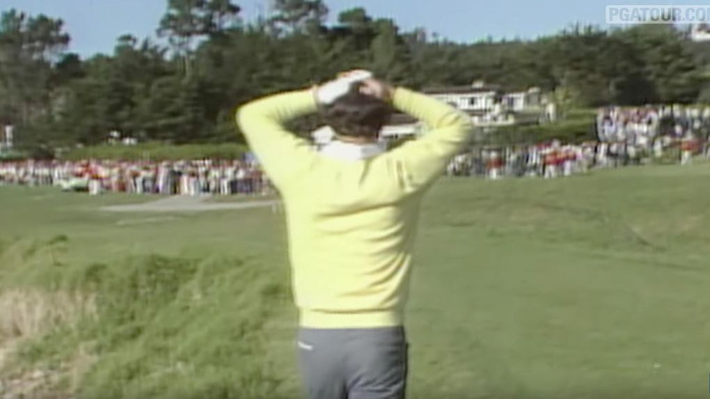 TV: De tio mest sanslösa turstudsarna i PGA-tourens historia