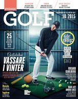 Svensk Golf 10/2015