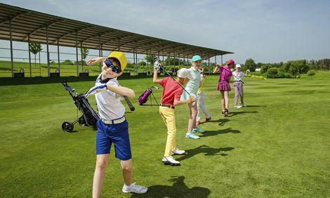 Bli en bättre golfare – utan att slå ett enda slag