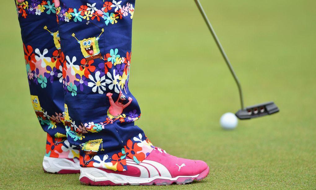 """PGA-touren tycker att shorts är """"oprofessionella"""""""