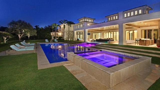 Nu säljer golfstjärnan sitt hus – för 94 miljoner