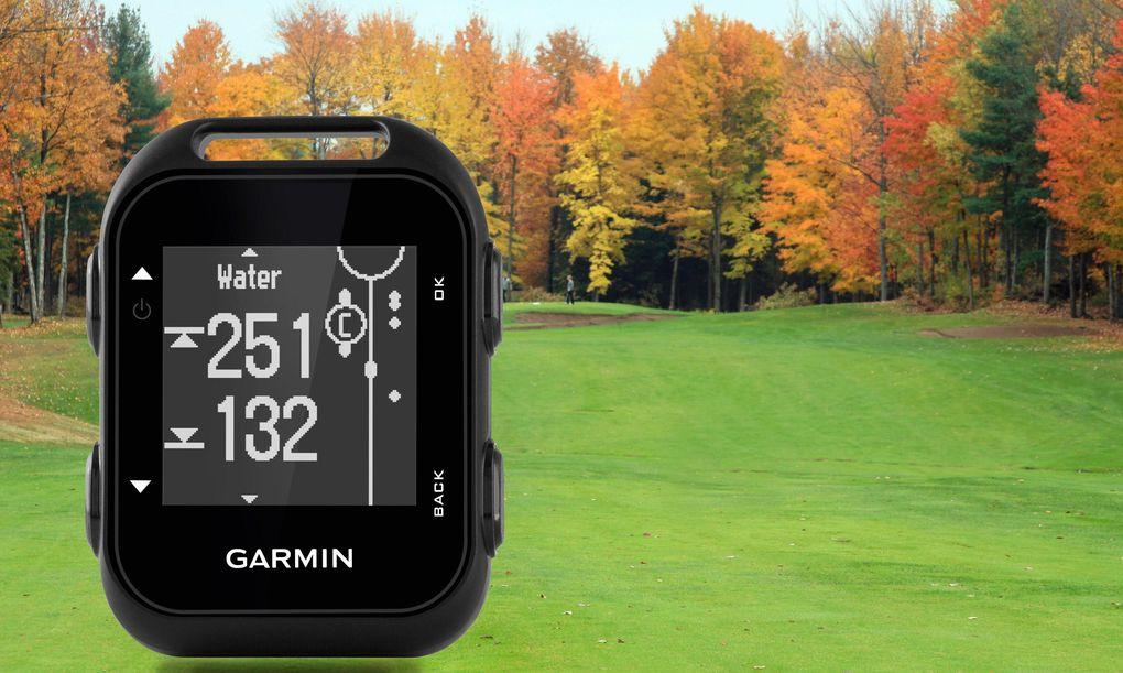 Garmin lanserar mini-GPS med 40.000 banor