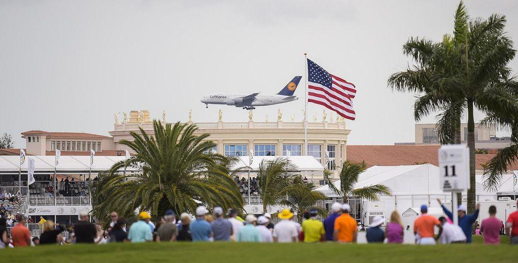 Nu kan du hyra klubbor på flygplatsen i USA