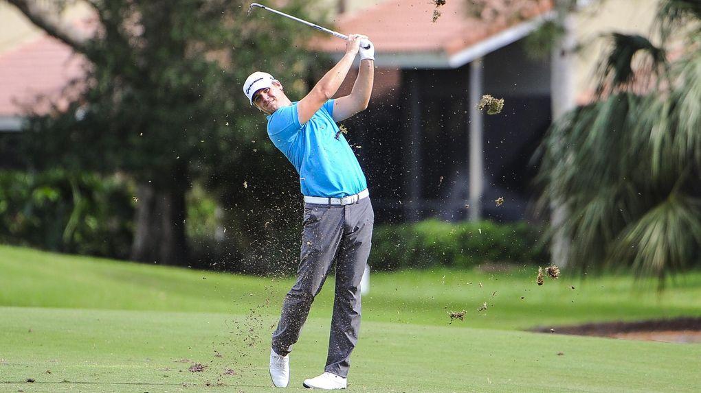 Karlsson debuterade på PGA