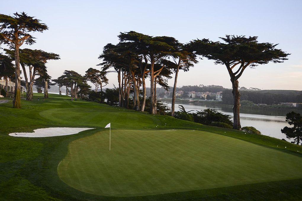 Golfbanorna du ska spela i San Francisco