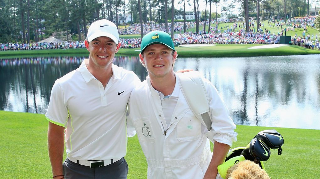 One Direction-stjärnan startar golfagentur
