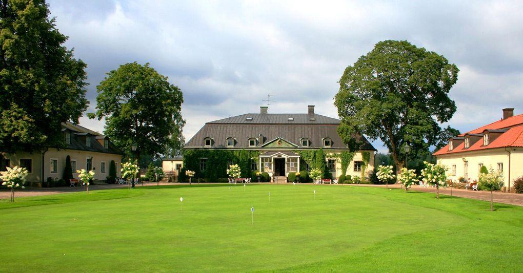 Häng med Golfskolan till Hooks Herrgård
