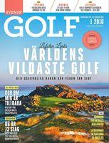 Svensk Golf 1/2016