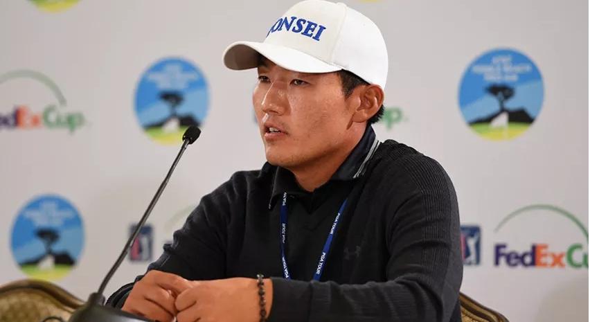 Kang flirtade med 59