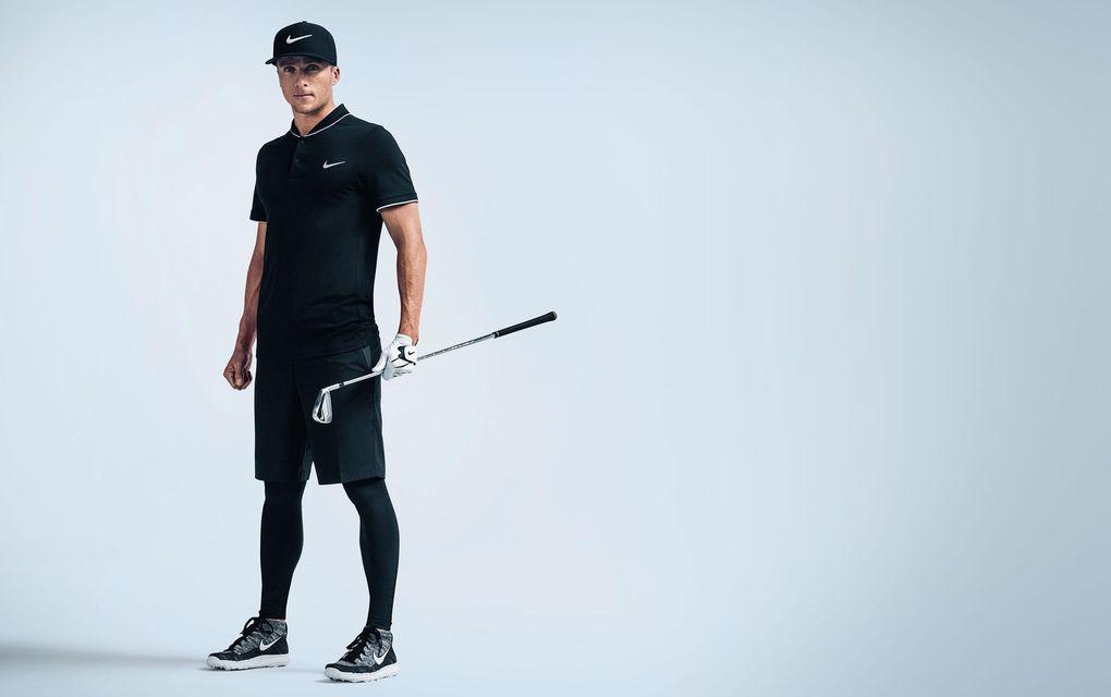 Först shorts – nu kommer golftights för herrarna!