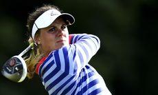Daniela Holmqvist är med i toppen