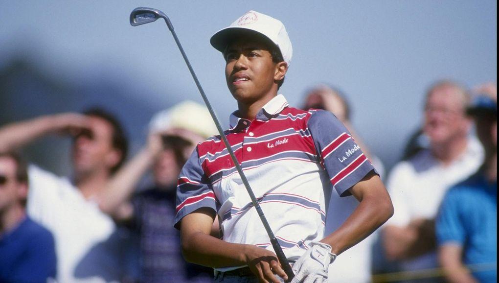 Tillbakablick: Tigers debut på PGA Tour