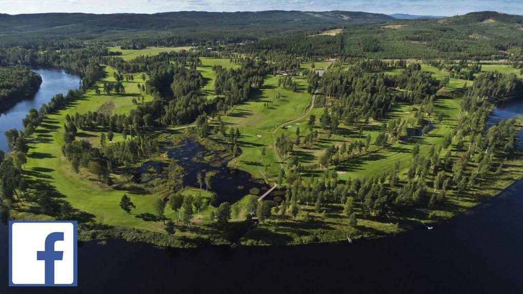 Facebook bakom golfklubbens succé