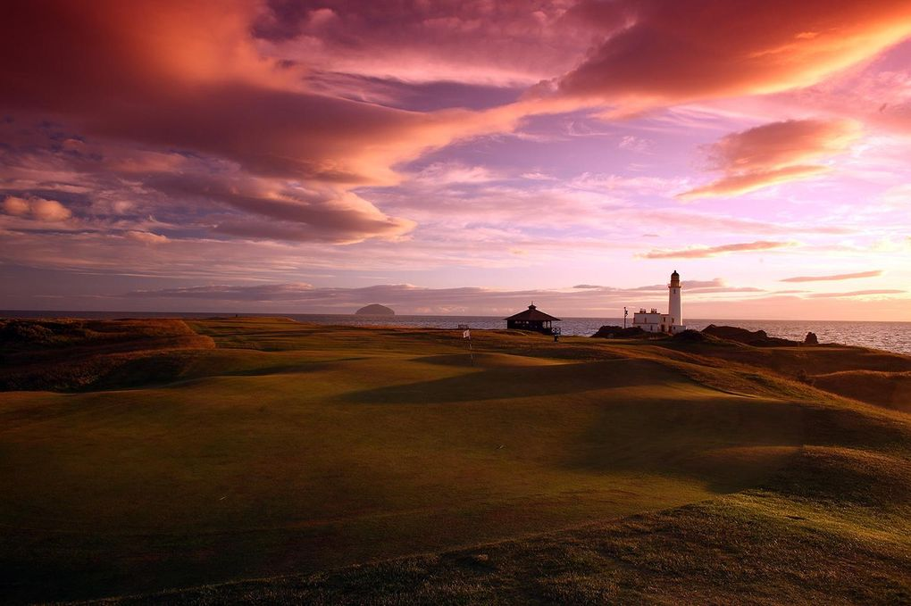 Turnberry kvar i The Open-rotationen
