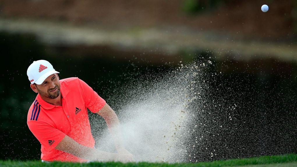 Sergio Garcia nöjd trots andraplatsen