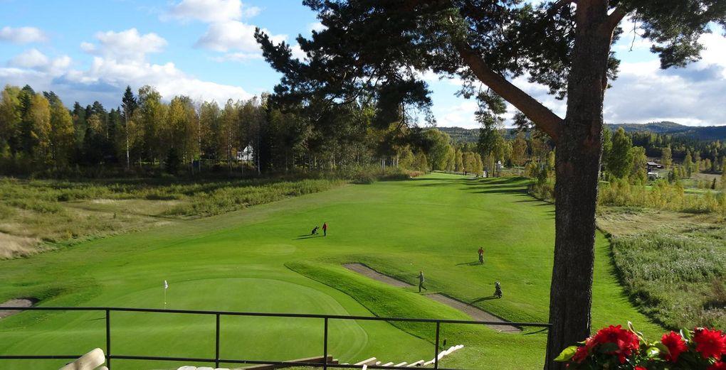 Golfklubben vill integrera flyktingarna