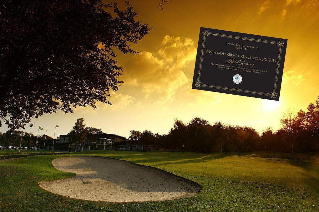 Här är Sveriges bästa golfrestauranger