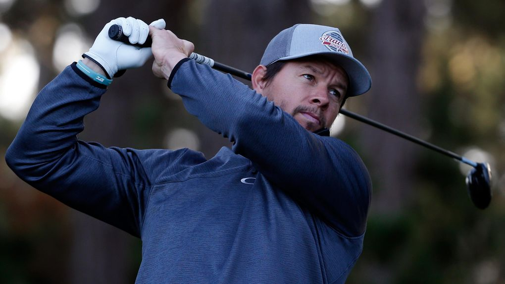Mark Wahlberg gjorde hole-in-one – med McIlroys boll