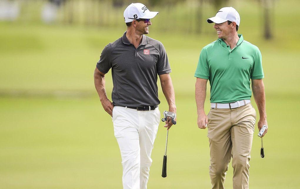 """Rory om Scott: """"Ta tillbaka den förankrade puttern"""""""