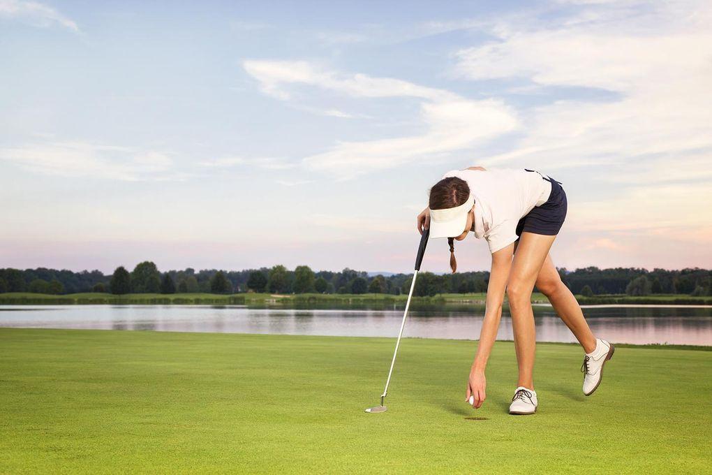 Golftjej – här hittar du spelkompisar
