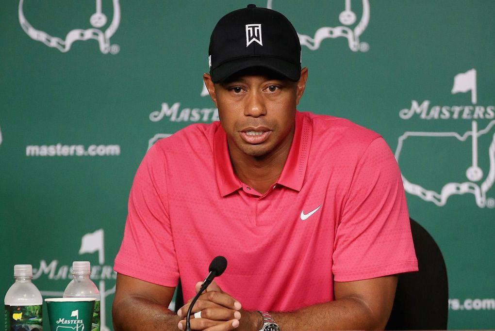 Kommer Tiger till start i Masters?
