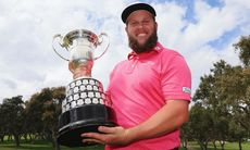 "Andrew ""Beef"" Johnston fixade biffen"
